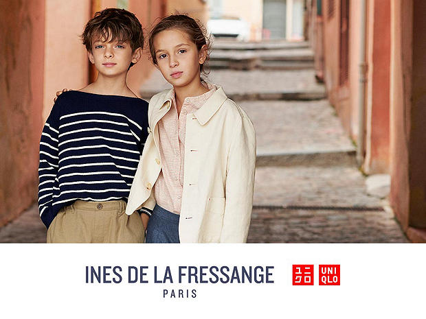 Ines de la Fressange 2019 Spring/Summer Collection