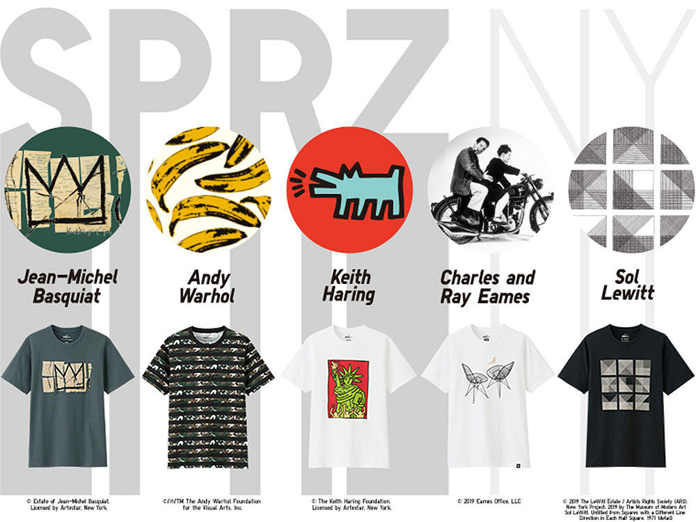 323b25387537 The UNIQLO UT Graphic Tee Collection