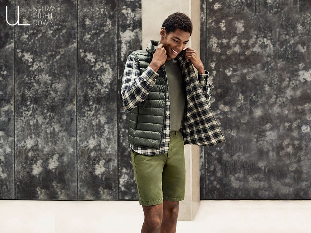 Great layers for chilly summer nights.