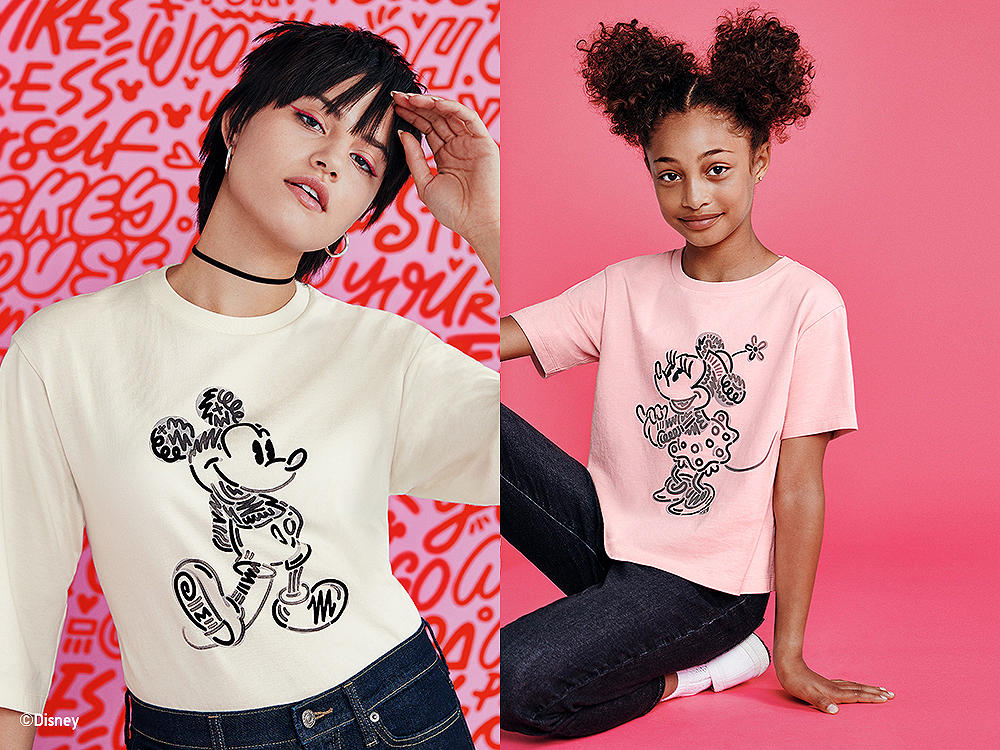 WITH LOVE, FROM MICKEY + KATE MOROSS