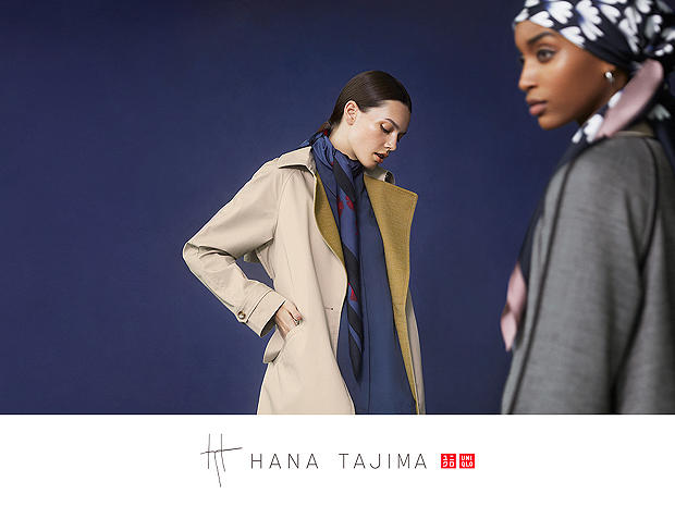 HANA TAJIMA 2018 FALL/WINTER COLLECTION