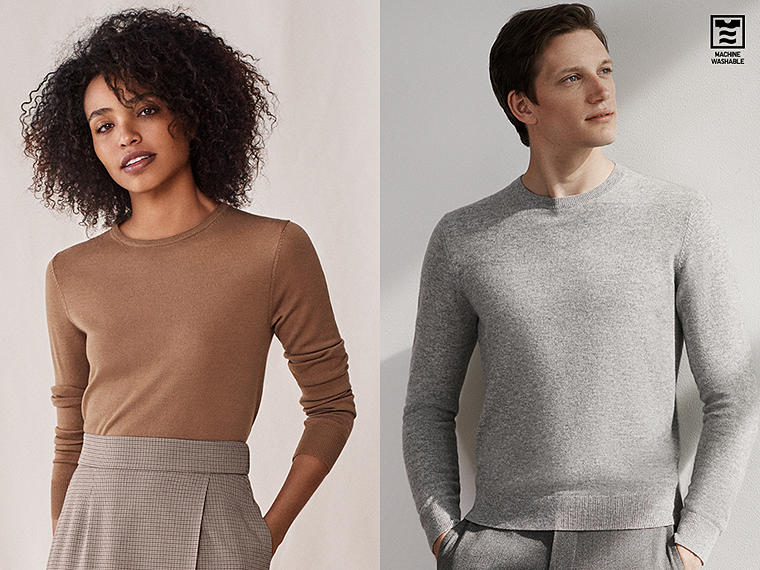 FALL INTO THE PERFECT SWEATER