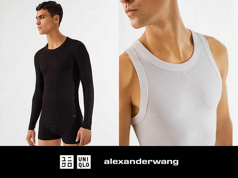 UNIQLO and ALEXANDER WANG