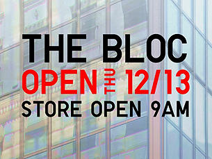 CELEBRATING OUR NEW STORE IN LOS ANGELES OPEN 12/13 9AM