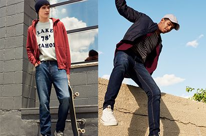 NEW: THE UNIQLO DENIM GUIDE
