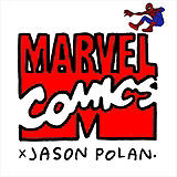 MARVEL x JASON POLAN