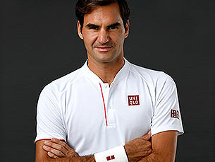 ANNOUNCING OUR NEWEST GLOBAL BRAND AMBASSADOR, TENNIS CHAMPION ROGER FEDERER