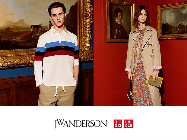UNIQLO AND JW ANDERSON 2019 SPRING/SUMMER COLLECTION