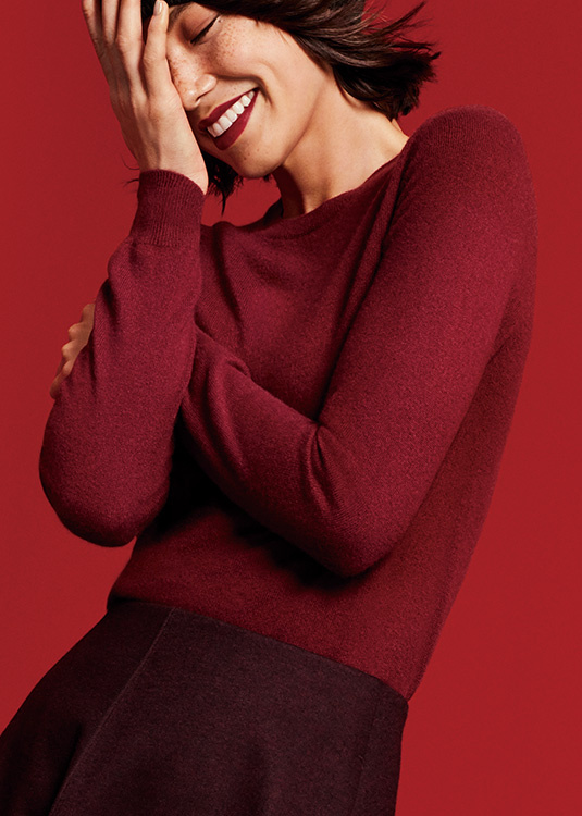 premium knits for women