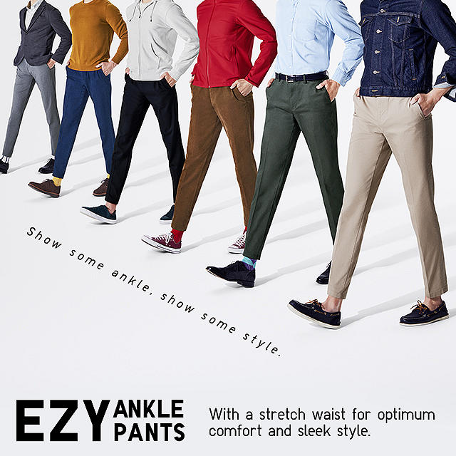 EZY ANKLE PANTS
