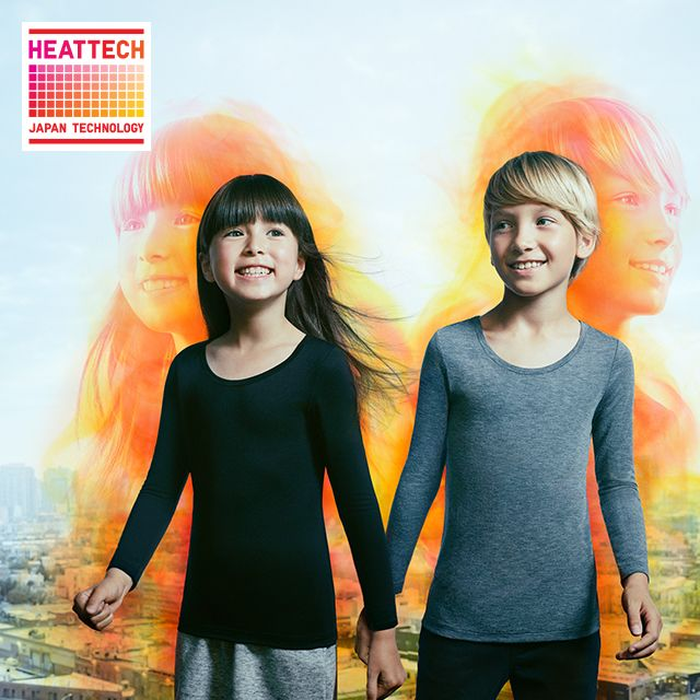 HEATTECH COLLECTION