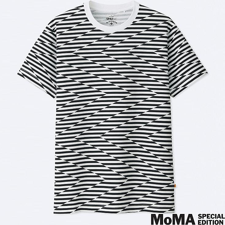 SPRZ NY BARRY MCGEE GRAPHIC T-SHIRT, WHITE, large