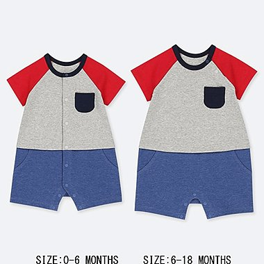NEWBORN COORDINATED SHORT ALL, GRAY, medium