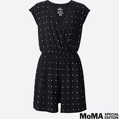 WOMEN SPRZ NY ROMPER (FRANCOIS MORELLET), BLACK, medium