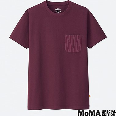 SPRZ NY BARRY MCGEE GRAPHIC T-SHIRT, WINE, medium