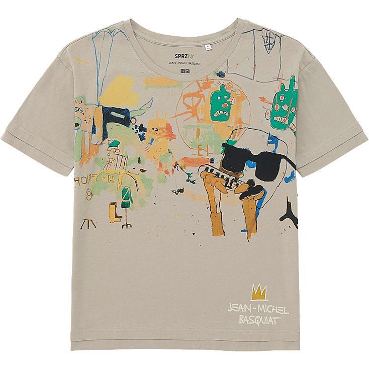 W's SPRZ NY T-shirt, BEIGE, large