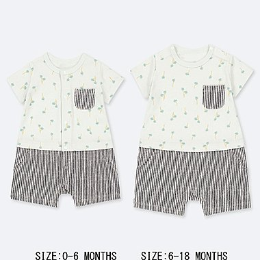 NEWBORN COORDINATED SHORTALL, LIGHT GREEN, medium