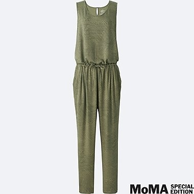 WOMEN SPRZ NY JUMPSUIT (GEGO), GREEN, medium