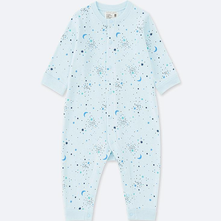 NEWBORN LONG-SLEEVE ONE-PIECE OUTFIT | Tuggl