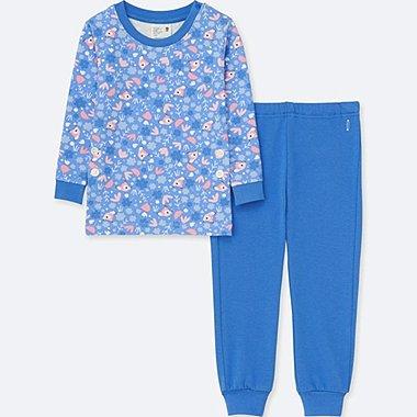 TODDLER DISNEY TEXTILE LONG-SLEEVE PAJAMAS, BLUE, medium