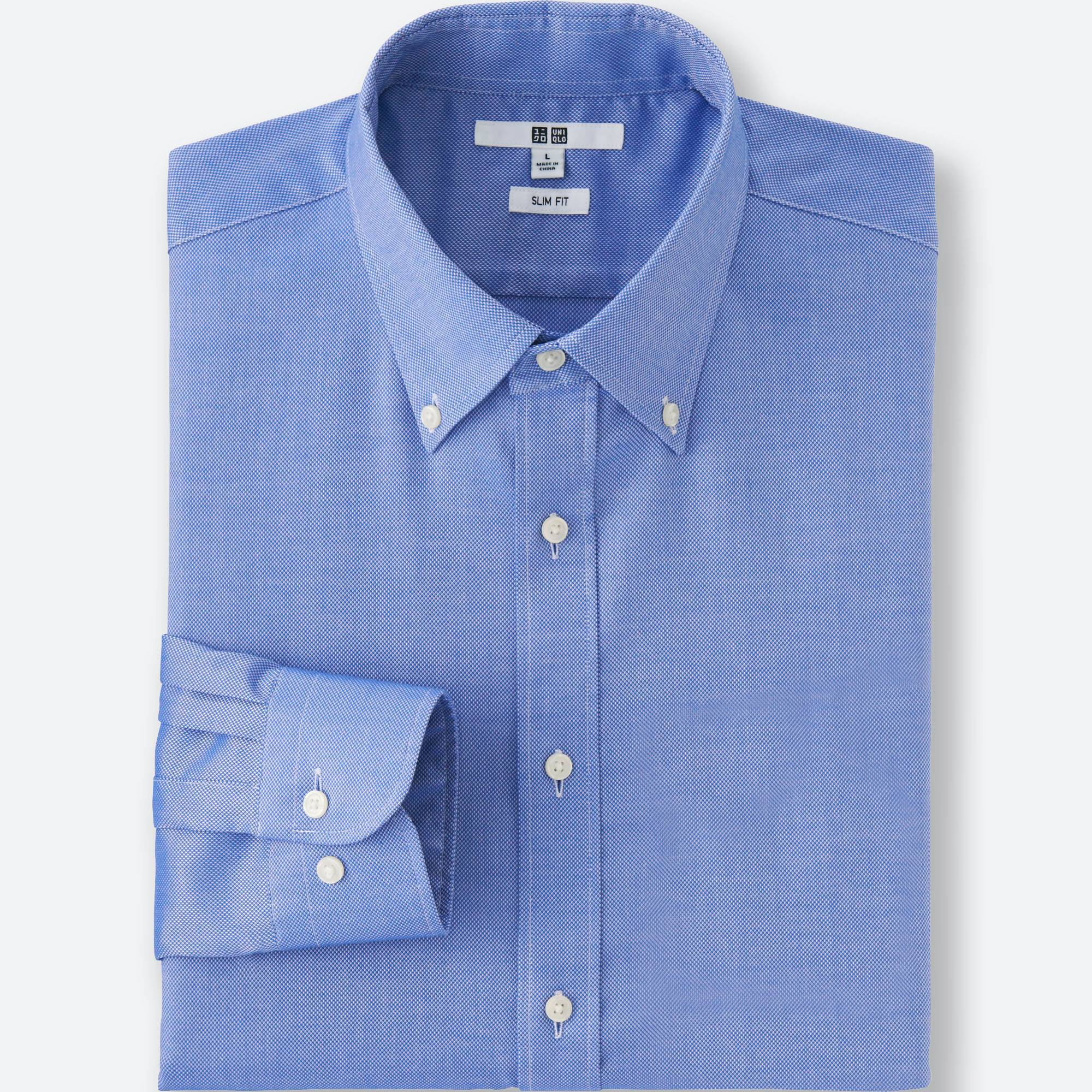 Men&39s Dress Shirts  UNIQLO US