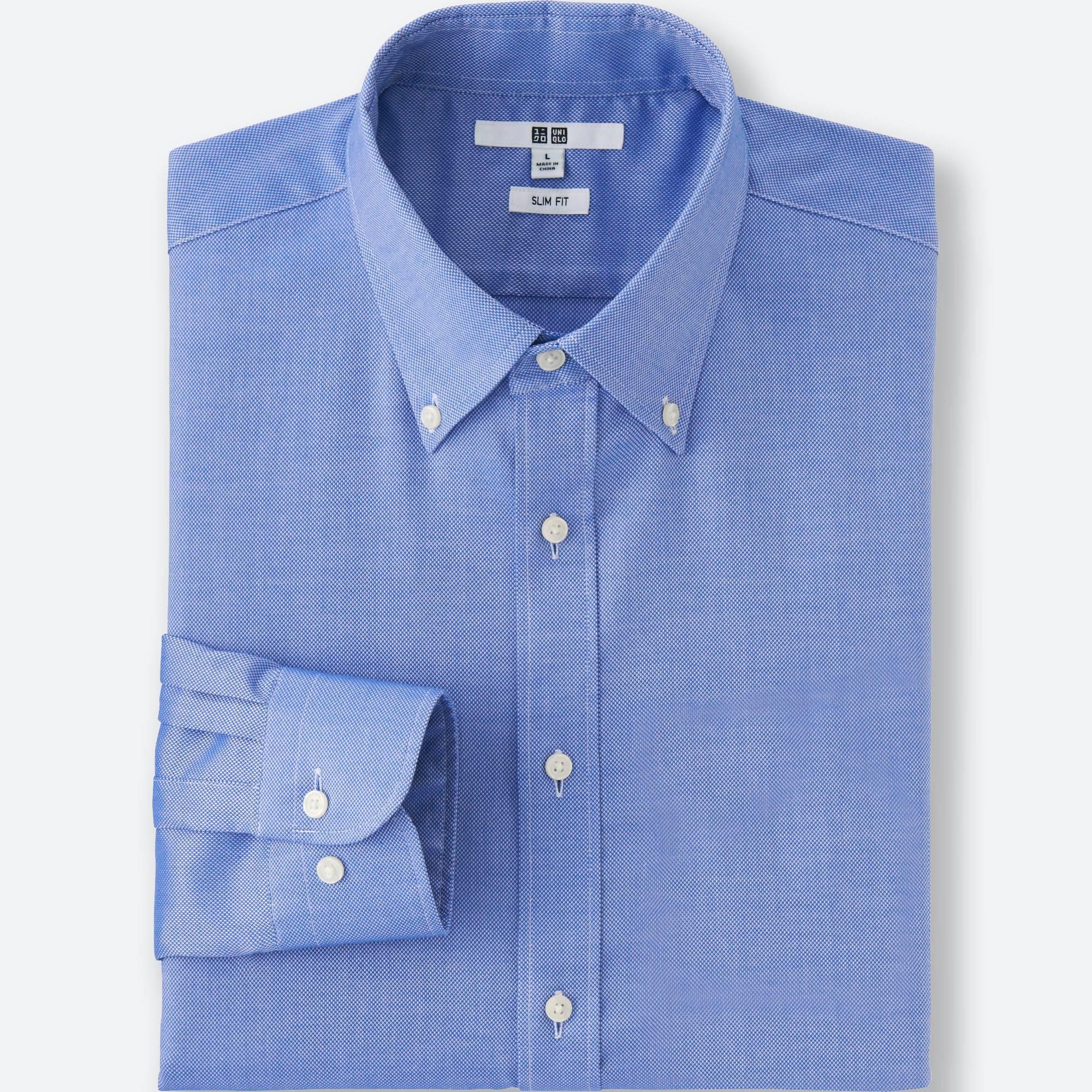 Men&39s Dress Shirts  UNIQLO US
