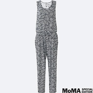WOMEN SPRZ NY JUMPSUIT (SOL LEWITT), NAVY, medium
