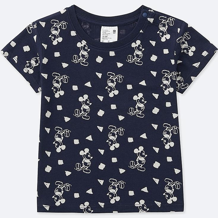 TODDLER DISNEY COLLECTION SHORT-SLEEVE T-SHIRT, NAVY, large