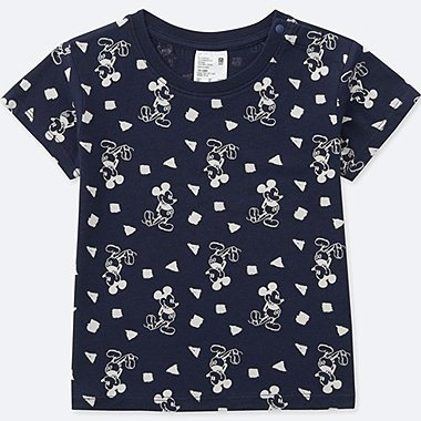 TODDLER DISNEY COLLECTION SHORT-SLEEVE T-SHIRT, NAVY, medium